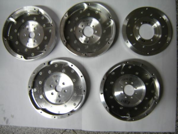 Schwungscheibe Aluminium