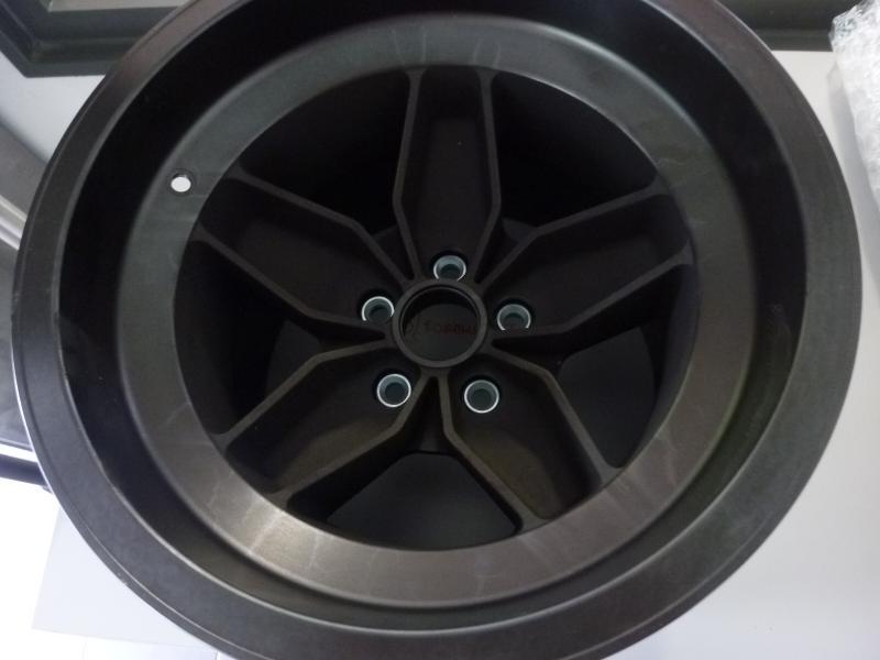 Felgensatz Magnesium F 308 Gruppe 4/ Lancia Stratos